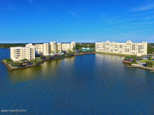 490 Sail Lane #604, Merritt Island, FL 32953 (MLS #916660) :: Premium Properties Real Estate Services