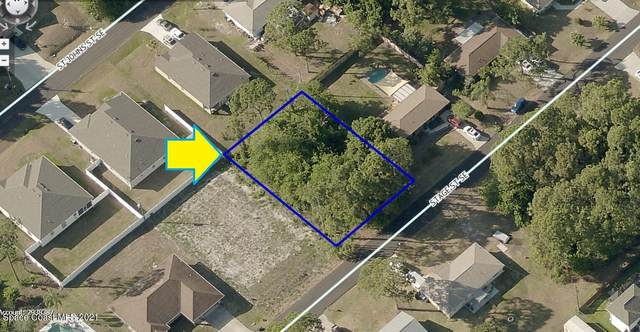 947 Stage Street SE, Palm Bay, FL 32909 (MLS #916663) :: Dalton Wade Real Estate Group