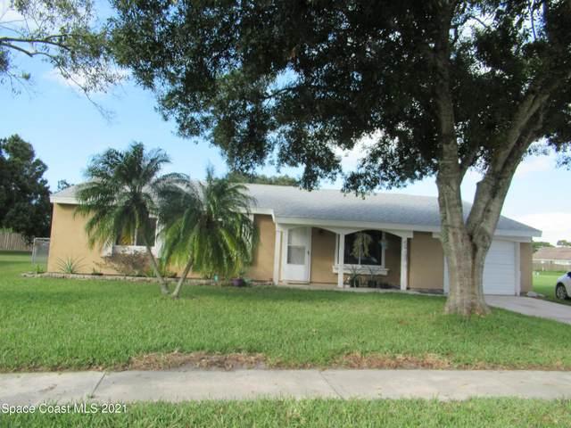 983 Gatewood Court NE, Palm Bay, FL 32905 (MLS #916669) :: Blue Marlin Real Estate