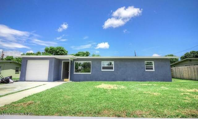 2806 Tropic Road, Melbourne, FL 32935 (MLS #916673) :: Keller Williams Realty Brevard