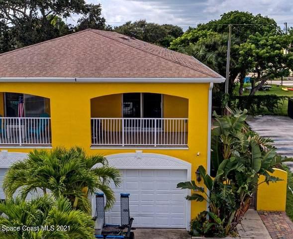 109 Lincoln Avenue, Cape Canaveral, FL 32920 (MLS #916676) :: Armel Real Estate