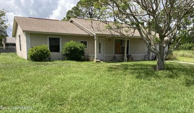 928 Ulster Avenue SE, Palm Bay, FL 32909 (MLS #916689) :: Dalton Wade Real Estate Group