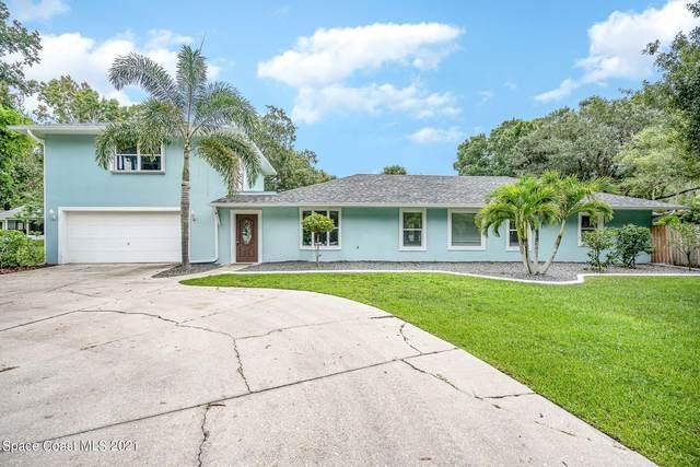 2483 Hazen Street, Melbourne, FL 32904 (MLS #916695) :: Blue Marlin Real Estate