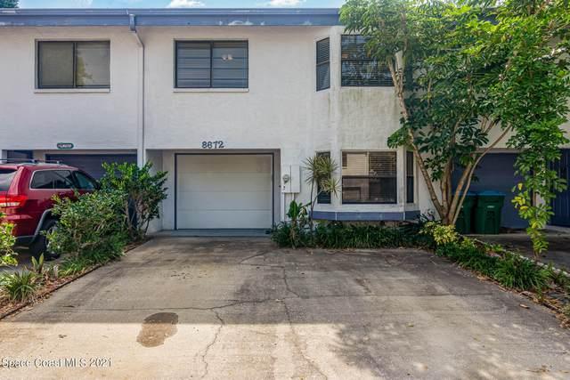 8672 N Atlantic Avenue, Cape Canaveral, FL 32920 (MLS #916706) :: Armel Real Estate