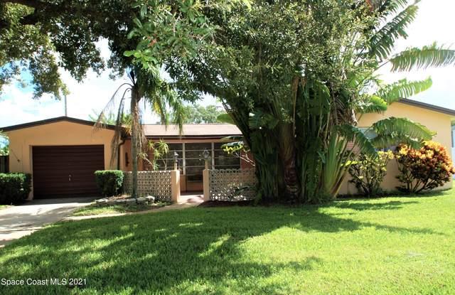 557 Ixora Drive, Melbourne, FL 32935 (MLS #916707) :: Armel Real Estate