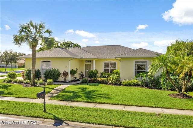 1150 Spring Oak Drive, Melbourne, FL 32901 (MLS #916708) :: Blue Marlin Real Estate