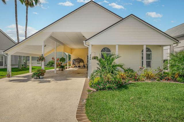 440 Plantation Drive, Titusville, FL 32780 (MLS #916710) :: Armel Real Estate