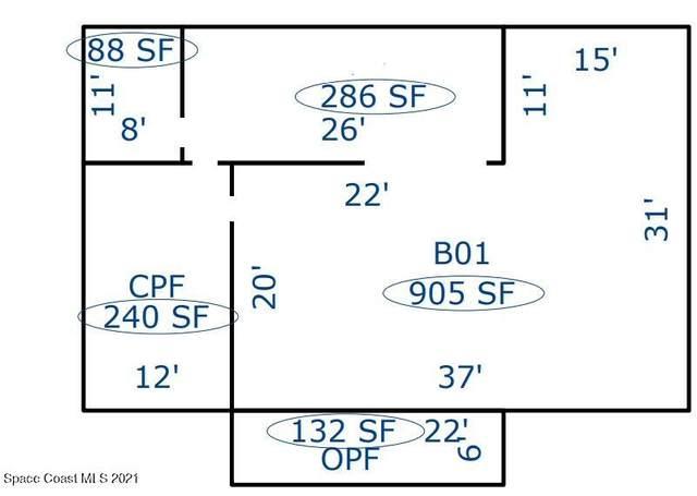 3200 Ideal Avenue NE, Palm Bay, FL 32905 (MLS #916711) :: Vacasa Real Estate