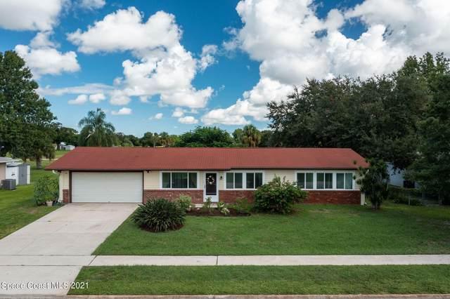 1511 Dowse Court NE, Palm Bay, FL 32905 (MLS #916716) :: Vacasa Real Estate