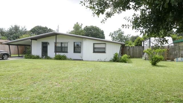 5180 Frederick Avenue, Melbourne, FL 32904 (MLS #916719) :: Blue Marlin Real Estate
