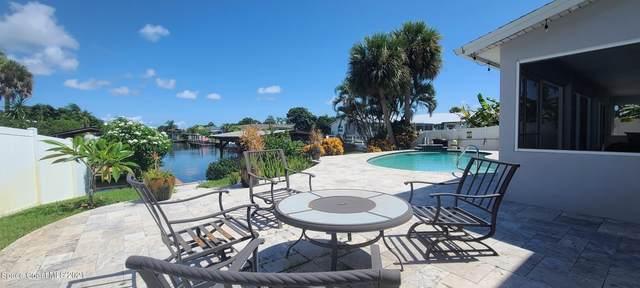 107 Via Havarre, Merritt Island, FL 32953 (MLS #916727) :: Premium Properties Real Estate Services