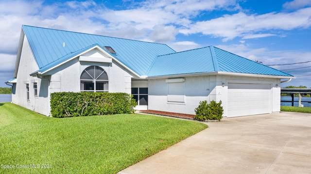1340 Hannah Drive, Merritt Island, FL 32952 (MLS #916730) :: Premium Properties Real Estate Services