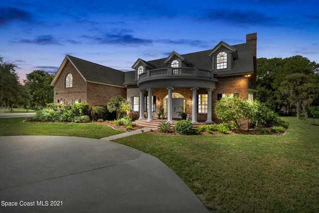 7135 S Tropical Trail, Merritt Island, FL 32952 (MLS #916732) :: Premium Properties Real Estate Services