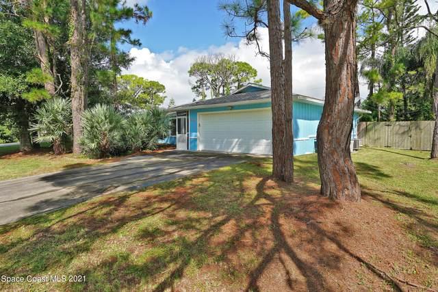 1325 Helvenston Street NW, Palm Bay, FL 32907 (MLS #916741) :: Blue Marlin Real Estate