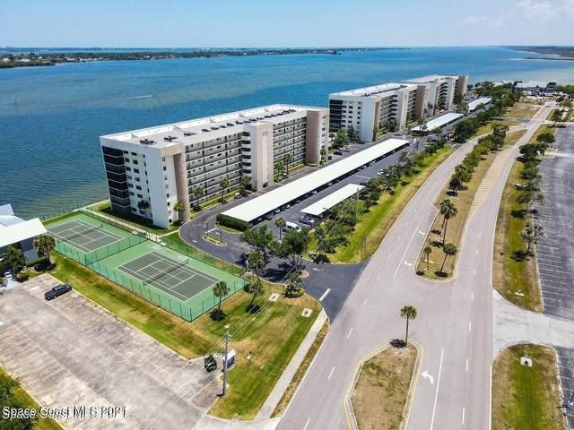 250 S Sykes Creek Parkway #406, Merritt Island, FL 32952 (MLS #916743) :: Premium Properties Real Estate Services