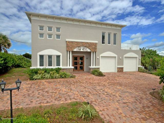 6955 S Highway A1a, Melbourne Beach, FL 32951 (MLS #916744) :: Blue Marlin Real Estate