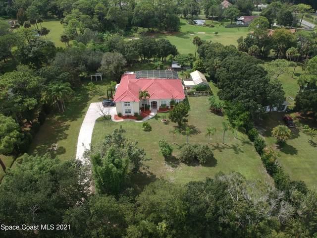2360 Turtle Mound Road, Melbourne, FL 32934 (MLS #916749) :: Blue Marlin Real Estate