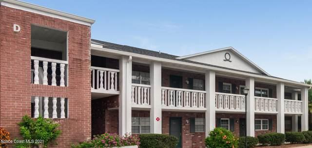 1880 Knox Mcrae Drive D207, Titusville, FL 32780 (MLS #916751) :: Armel Real Estate