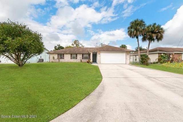 419 Seahorse Circle SE, Palm Bay, FL 32909 (MLS #916752) :: Dalton Wade Real Estate Group
