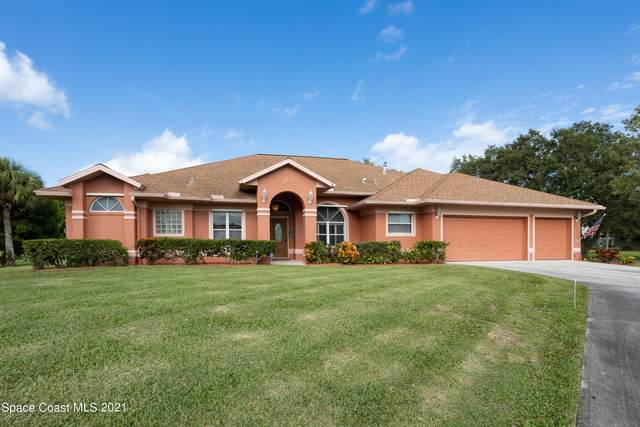 1225 Salmonberry Place, Rockledge, FL 32955 (MLS #916753) :: Blue Marlin Real Estate