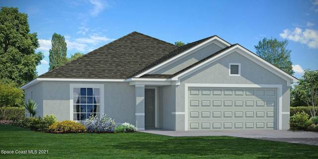 1123 Dania Circle NE, Palm Bay, FL 32905 (MLS #916775) :: Vacasa Real Estate
