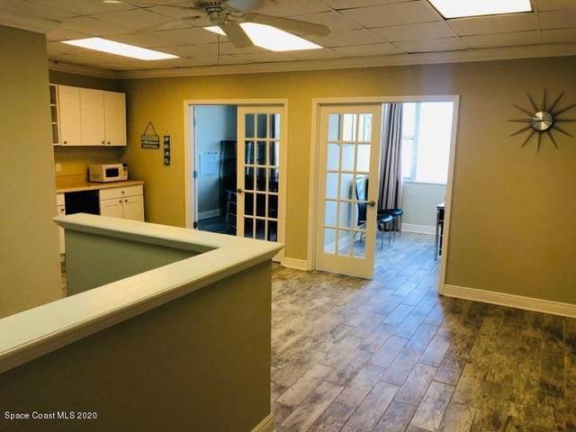 1980 N Atlantic Avenue 509, 511, Cocoa Beach, FL 32931 (MLS #916779) :: Blue Marlin Real Estate
