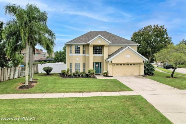 405 Cobblewood Drive, Rockledge, FL 32955 (MLS #916782) :: Blue Marlin Real Estate