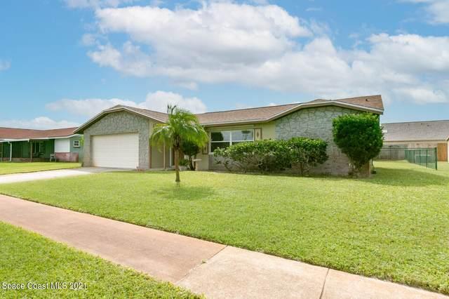 1103 Flotilla Club Drive, Indian Harbour Beach, FL 32937 (MLS #916784) :: Armel Real Estate