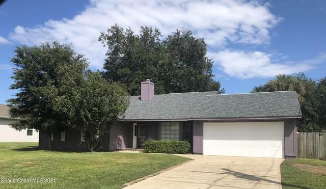 6003 Homestead Avenue, Cocoa, FL 32927 (MLS #916785) :: Blue Marlin Real Estate