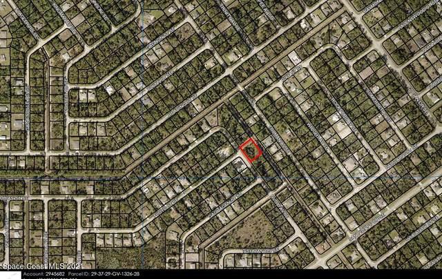 2739 Tivoli Avenue SE, Palm Bay, FL 32909 (MLS #916805) :: Armel Real Estate