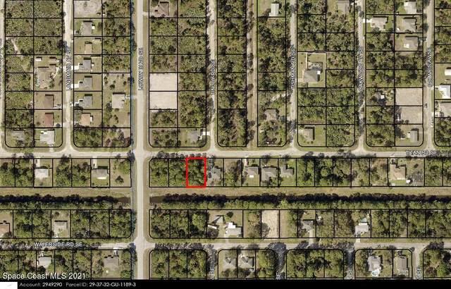 626 Titan Road SE, Palm Bay, FL 32909 (MLS #916806) :: Armel Real Estate