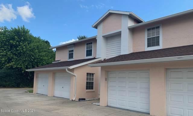 125 Escambia Lane #306, Cocoa Beach, FL 32931 (MLS #916808) :: Blue Marlin Real Estate