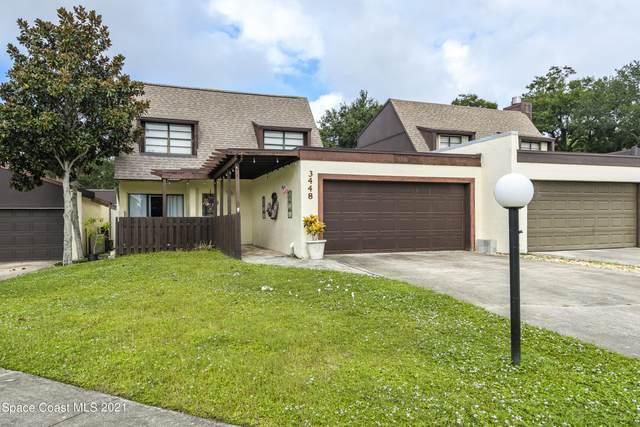 3448 Pheasant Court, Melbourne, FL 32935 (MLS #916810) :: Blue Marlin Real Estate