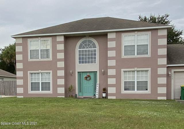 6284 Bamboo Avenue, Cocoa, FL 32927 (MLS #916812) :: Armel Real Estate