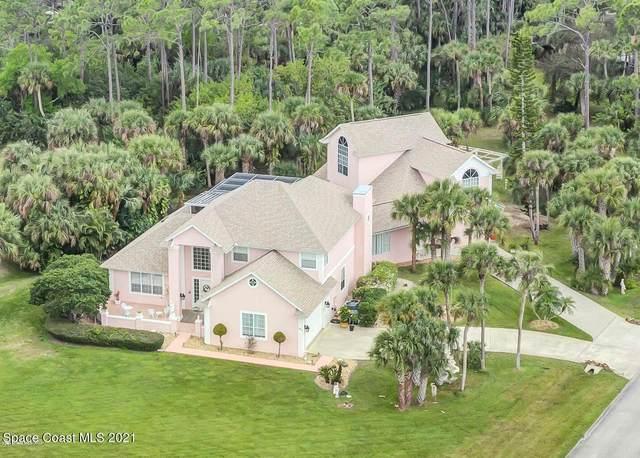 1817 Laurel Oak Drive S, Rockledge, FL 32955 (MLS #916816) :: Blue Marlin Real Estate