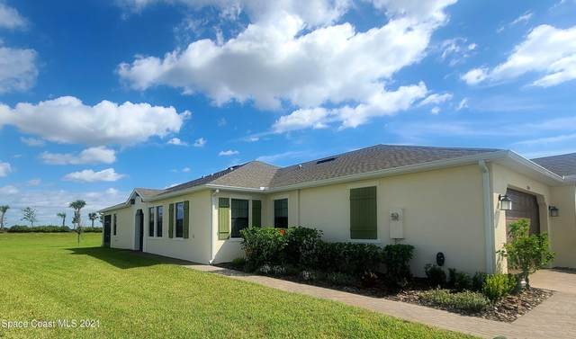 2650 Treasure Cay Lane, Melbourne, FL 32940 (MLS #916829) :: Blue Marlin Real Estate