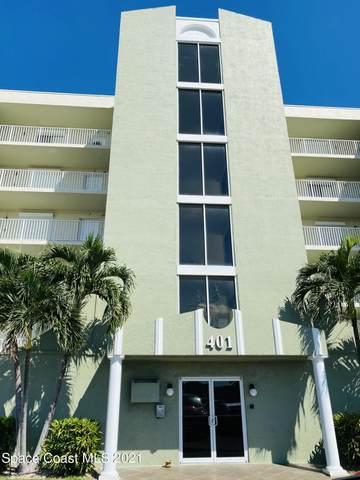 401 Highway A1a #121, Satellite Beach, FL 32937 (MLS #916843) :: Blue Marlin Real Estate