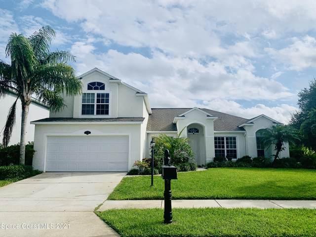 4144 Fenrose Circle, Melbourne, FL 32940 (MLS #916849) :: Blue Marlin Real Estate