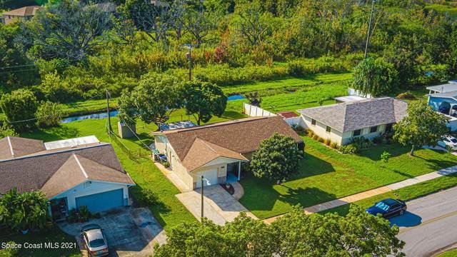 4040 Raney Road, Titusville, FL 32780 (MLS #916856) :: Blue Marlin Real Estate