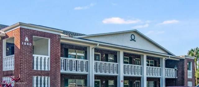 1860 Knox Mcrae Drive A102, Titusville, FL 32780 (MLS #916858) :: Blue Marlin Real Estate
