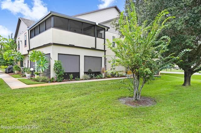 2613 S Park Avenue, Titusville, FL 32780 (MLS #916860) :: Blue Marlin Real Estate