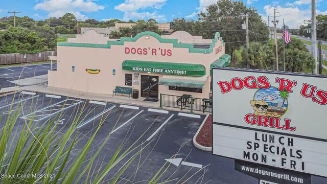 7025 Highway 1, Cocoa, FL 32927 (MLS #916874) :: Blue Marlin Real Estate