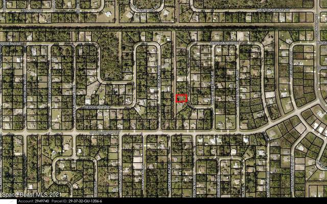 3021 Tropical Circle SE, Palm Bay, FL 32909 (MLS #916875) :: Blue Marlin Real Estate
