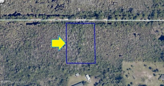 0000 Lot 7 Dyson Avenue, Cocoa, FL 32926 (MLS #916878) :: Blue Marlin Real Estate