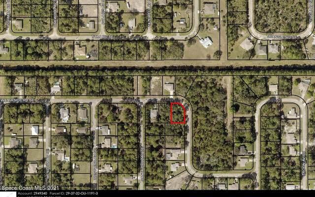 796 Waterside Road SE, Palm Bay, FL 32909 (MLS #916885) :: Blue Marlin Real Estate