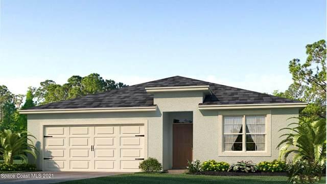 1398 Mineral Loop Drive NW, Palm Bay, FL 32907 (MLS #916886) :: Blue Marlin Real Estate