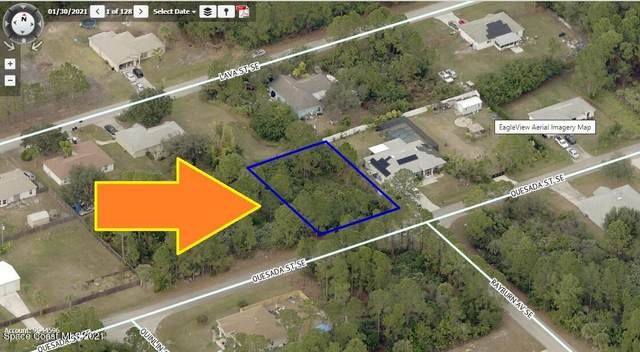 1049 Quesada Street SE, Palm Bay, FL 32909 (MLS #916889) :: Blue Marlin Real Estate