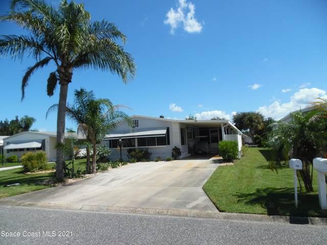 531 Persimmon Drive, Sebastian, FL 32976 (MLS #916897) :: Blue Marlin Real Estate