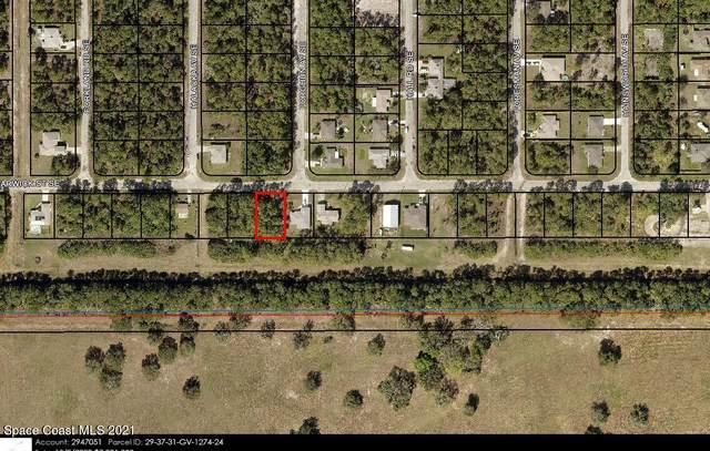 470 Warwick Street SE, Palm Bay, FL 32909 (MLS #916899) :: Blue Marlin Real Estate