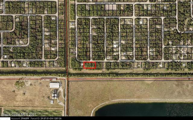 130 Warwick Street SE, Palm Bay, FL 32909 (MLS #916900) :: Blue Marlin Real Estate